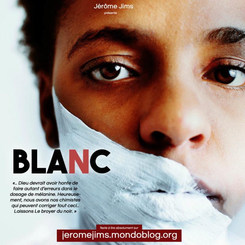 Visuel by Jérôme Jims - Mondoblog Black identity / Mélanine noire / Nappy Natural Ebony